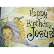 Happy Birthday Jesus! By The Nashville Kids Sound Performer Hal Wright - DD613334