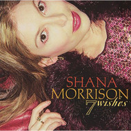 7 Wishes By Shana Morrison On Audio CD Album 2002 - DD614281