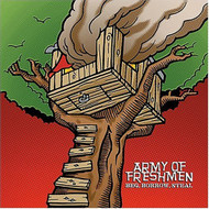 Beg Borrow Steal By Army Of Freshmen On Audio CD Album 2004 - DD614606