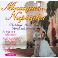 Musiques Nuptiales: Adagio Te Deum By Musiques Nuptiales: Adagio Te - DD614855