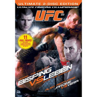 Ultimate Fighting Championship Vol 89: Bisping Vs Leben On DVD with - DD615294