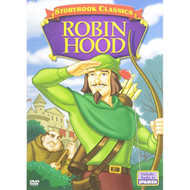 A Storybook Classic: Robin Hood On DVD - DD615370