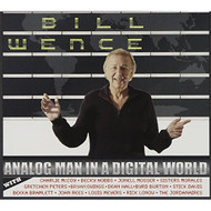 Analog Man In A Digital World Album by Bill Wence On Audio CD - DD615799