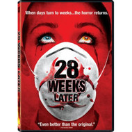 28 Weeks Later Full Screen Version On DVD with Jeremy Renner - DD615827
