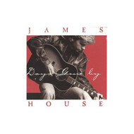 Days Gone By By James House On Audio CD Album 1995 - DD616015