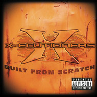 BUILT From Scratch By X-Ecutioners On Audio CD Album 2002 - DD616541