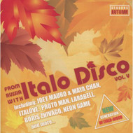 From Russia With Italo 5 Album On Audio CD - DD617740