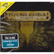 You Alone By Echoing Angels On Audio CD Album 2007 - DD617902