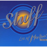 Live At Montreux 1976 By Stuff On Audio CD Album 2008 - DD618864
