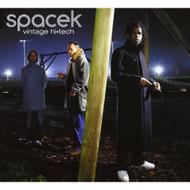 Vintage Hi-Tech Album by Spacek On Audio CD - DD619148