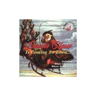 Santa Claus Is Coming To Town Album On Audio CD - DD619209