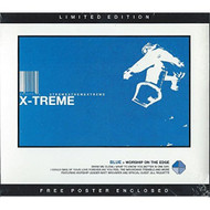 X-Treme Blue Worship On The Edge By Matt Brouwer Jill Paquette - DD620026