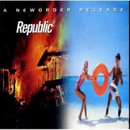 Neworder Republic On Audio CD Album - DD620063