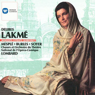 Delibes: Lakme Highlights By Mady Mesple Danielle Millet Charles - DD620507