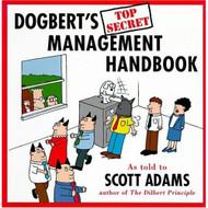 Dogbert's Top Secret Management Handbook By Adams Scott Adams Scott - DD621661