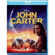 John Carter On Blu-Ray - DD621759