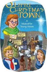 O Little Christmas Town: A Musical For Young Voices By English Tina - DD621804