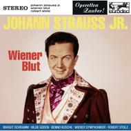Johann Strauss Jr: Wiener Blut By Schramm / Vienna Sym Orch / Stolz - DD621826