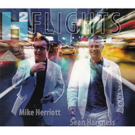 Flights By H2 On Audio CD Album 2011 - DD622460