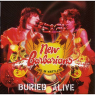 Buried Alive: Live In Maryland By Barbarians On Audio CD Album 2007 - DD623631