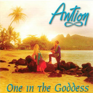 One In The Goddess By Antion On Audio CD Album 2012 - DD624311
