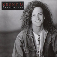 Breathless By Kenny G On Audio CD Album 1992 - DD624659