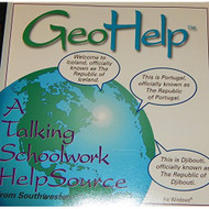 Geohelp: A Talking Schoolwork Help Source V2.0 Software - DD624848