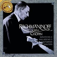 Rachmaninoff Plays Chopin By Sergei Rachmaninoff On Audio CD Album 199 - DD624916