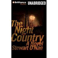 The Night Country By O'Nan Stewart Tye John Reader On Audiobook CD - DD625658