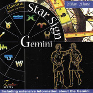 Music For Your Star Sign: Gemini By Grieg Schumann Wagner Nicolai - DD625890