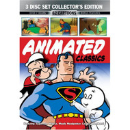 Animated Classics On DVD - DD625954
