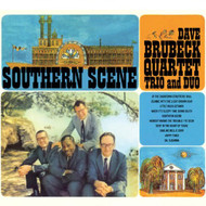 Southern Scene By Dave Quartet Brubeck On Audio CD Album Folk 2010 - DD625958