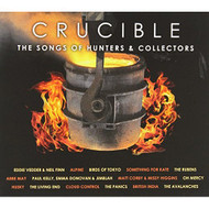 Hunters & Collectors: Crucible On Audio CD Album 2013 - DD625977