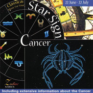 Music For Your Star Sign-Cancer By Mahler Janacek Grieg Boccherini On - DD626137