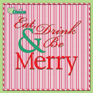*Eat Drink And Be Merry-Cdin By The Hit Crew On Audio CD Album 2006 - DD626228