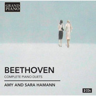Complete Piano Duets By Lv Beethoven On Audio CD Album 2012 - DD626398