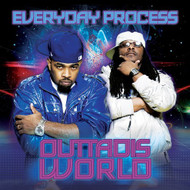 Outtadisworld By Everyday Process On Audio CD Album 2009 - DD626558