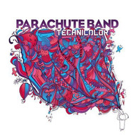 Technicolor By Parachute Band On Audio CD Album 2008 - DD626906