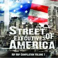 Street Executives Of America On Audio CD Album - DD627704