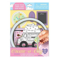 Create A Car Tape Set Girls - DD629662