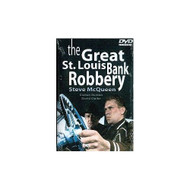 The Great St Louis Bank Robbery On DVD Drama - DD631201
