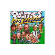 Politics As Usual On Audio CD Album 1996 - DD632403