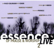 Essence Of Praise & Worship 2: Live By Essence Of Praise & Worship On - DD632725