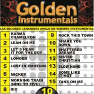 Golden Instrumentals V.10 By YoYo International Orchestra On Audio CD - DD632972