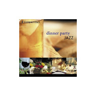 Dinner Party Jazz On Audio CD Album - DD632986