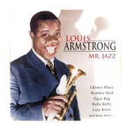 Mr Jazz By Louis Performer Armstrong On Audio CD Album - DD632987