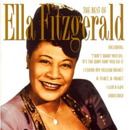 Best Of Ella Fitzgerald By Ella Fitzgerald On Audio CD Album 2007 - DD633105