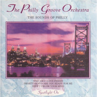 Sounds Of Philly On Audio CD Album - DD633106