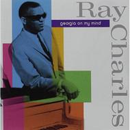 Georgia On My Mind By Ray Charles On Audio CD Album 2001 - DD633112