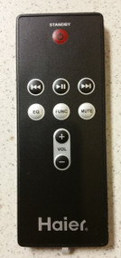Haier Replacement Remote For Audio Player Wireless - DD633170